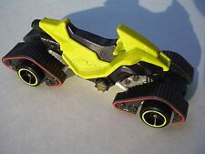 YELLOW Snow Stormer Snowmobile. HW Off-Road ~ 2015 CFG95. Loose, fresh from pack
