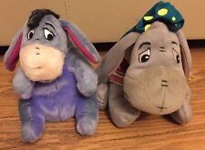 Lot Disney Theme Parks Eeyore The Donkey Beanbag Pirate Plush Toy Stuffed Gift