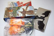 MATTEL Big Jim 7366 Action Aquila Set Eagle of Danger Peak mai giocata MIB