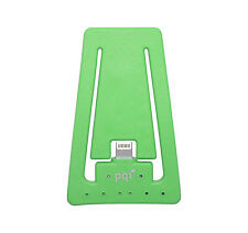 PQI i-Cable Charging and Sync Stand for Apple Lightning Devices - Green Edition