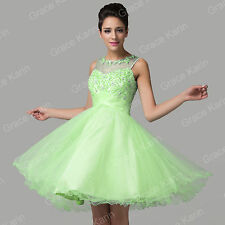 CHEAP Short Prom Dress Formal Evening Ball Gown Cocktail Party Bridesmaid Dress