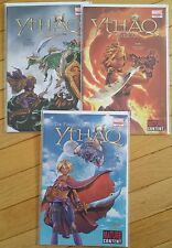 MARVEL COMICS YTHAQ NO ESCAPE #1 2 3 COMPLETE MINI SERIES