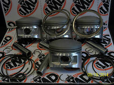 KAWASAKI KZ1000 POLICE KZ1000P 1982 - 2005  PISTON KITS (4) NEW +0.5mm