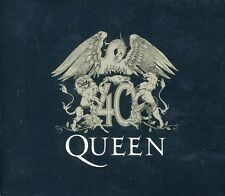 Vol. 1-Queen 40th Anniversary Collectors Box Set - Qu (2011, CD NEUF)10 DISC SET