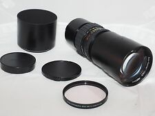 Zeiss Tele-Tessar PQ 350mm f/5.6  lens for Rollei 6000 series cameras. 6006 6008