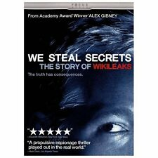 We Steal Secrets: The Story of WikiLeaks (DVD, 2013)