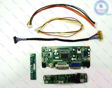 HDMI/DVI/VGA LCD Lvds Controller Board Converter Kit for 1920X1080 HR215WU1-120