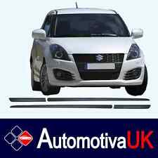 Suzuki Swift Mk4 3D Rubbing Strips | Door Protectors | Side Protection Body Kit