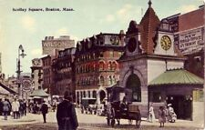 SCOLLAY SQUARE, BOSTON, MA