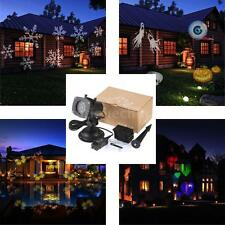 TOMSHINE Halloween/Xmas/Easter Projector Lamp Rotating LED Projection Light U7D4