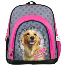 CLEO & FRANK SAC A DOS JUNIOR ECOLE MATERNELLE SPORT LOISIRS CARTABLE CHIEN