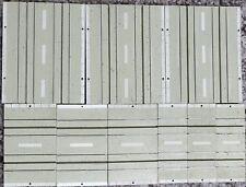 9 Faller AMS Schienen --  4103, 4110, 4105  --- Ausgleichstücke !