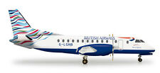 Herpa Wings 555586 British Airways Saab 340 'Waves of the City' 1/200 Scale