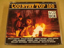 4-CD BOX / COUNTRY TOP 100
