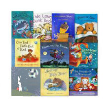 Room on the Broom,  Bedtime fun for everyone collection 10 Books Set,