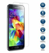 PREMIUM CLEAR TEMPERED GLASS SCREEN PROTECTOR FOR SAMSUNG GALAXY S5 MINI G800F