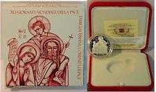 VATIKAN VATICAN Vaticano € 10 euro 2008 XLI Giornata Mondiale della PACE PROOF