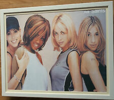 All Saints print - 20''x16'' frame, All Saints pop group wall art