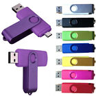 2TB Hot Flash Memory Stick Pen Drive OTG USB 2.0 / Micro USB Phone PC WARRANTY