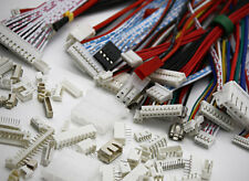 Micro ZH 1.5 2/3/4/5/6 pin Female Plug and Male connector with Wire each 20 sets