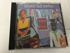 LADYSMITH BLACK MAMBAZO - Two Worlds One Heart - CD (1990)