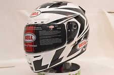 Bell Vortex Grinder Black Full Face Motorcycle Helmet Md Open Box 7061720