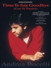 Time to Say Goodbye : (con Te Partiro) (1998, Paperback)