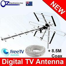 Digital TV Outdoor Antenna UHF VHF FM 4 AUSTRALIAN conditions Country Areas NEW