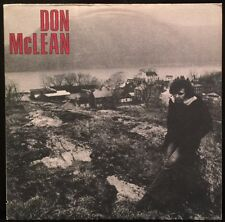Don McLean - Self Titled - Near Mint Vinyl LP