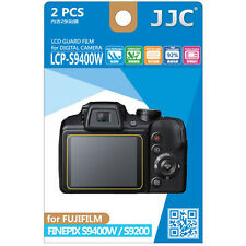 JJC LCP-S9400W hard polycarbonate LCD Film Screen Protector For fuji S9400 S9200