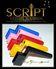 New Acoustic / Electric / Bass  Speed Guitar String Winder - 5 Colours available