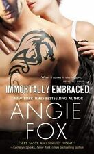 Immortally Embraced (Monster MASH) by Angie Fox #2