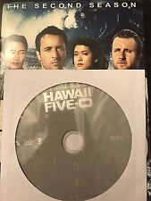 Hawaii Five-0 - Season 2, Disc 5 REPLACEMENT DISC (not full season)
