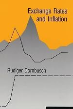Exchange Rates and Inflation (MIT Press), Dornbusch, Rudiger, Acceptable Book