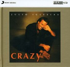 Crazy: K2hd - Julio Iglesias (2011, CD NIEUW)