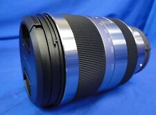 Sony SEL18200 E 18-200mm F3.5-6.3 OSS Alpha Lens Silver E-Mount Japan model New