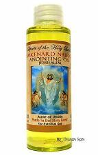 Spikenard Nardo Aromatic Anointing Oil Blessed in Jerusalem 2 fl oz 60 ml Bottle
