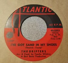 Drifters, The ‎– I've Got Sand In My Shoes / He's Just A Playboy