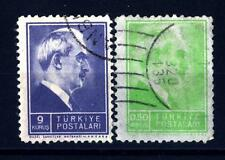 TURKEY - TURCHIA - 1942-1945 - Ismet Inonu (1884-1973), secondo presidente