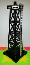 VINTAGE MARX O SCALE PLASTIC TRAIN YARD TOWER LIGHT