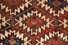ANTIQUE CENTRAL ASIAN TURKOMAN YOMUD WEDDING ASMALYK/CAMEL TRAPPING