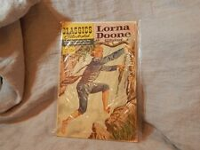 Classics Illustrated #32 [HRN 138] - Lorna Doone (May 1957, Gilberton)