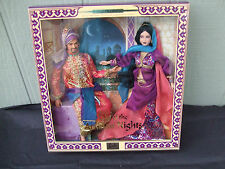 Tales of the Arabian Nights Gift Set Barbie & Ken Limited Edition NRFB