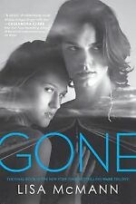Gone (Wake Trilogy, Book 3) - New - McMann, Lisa - Hardcover