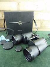 nice Tasco 312  binoculars 10 X 50 with coated lenses and case vgc