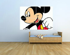 Mickey Mouse-Gran Pared poster/picture/art 01