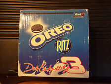 DALE EARNHARDT JR. OREO/RITZ 1:64 SCALE CAR TIN SET REVELL COLLECTION !!!