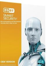 ESET SMART SECURITY 1 PC 1 Year Anti virus 100 million+ users INTERNATIONAL ESD