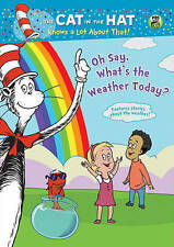 Cat in the Hat: Oh Say What's the Weather Today by Martin Short