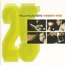 CD + DVD Album Yellowjackets Twenty Five (My Old School, Sea Folk) 2008